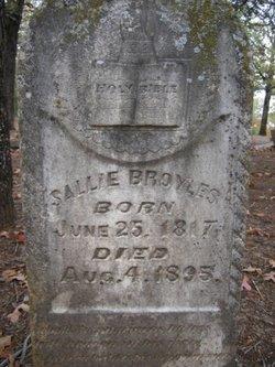 Sallie Broyles