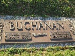Mary Savannah <i>McNeil</i> Buchanan
