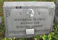 Burton Harris