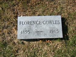 Florence <i>Cowles</i> Kruidenier