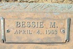 Bessie M Sharp