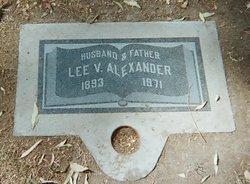 Levi Virgil Lee Alexander