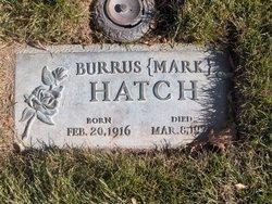 Burrus Albert Mark Hatch