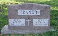 Augusta Theresa <i>DeNardi</i> Franco