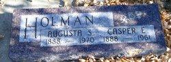 Casper E Holman