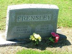 William Charles Willie Frensley