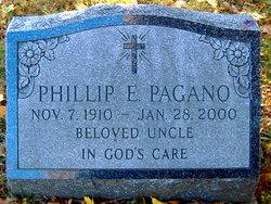 Phillip E Pagano