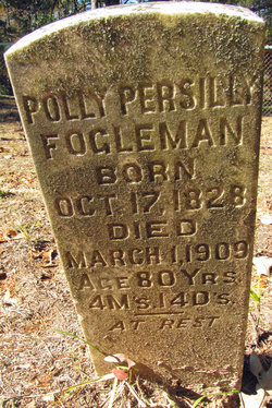 Polly Persilly Fogleman