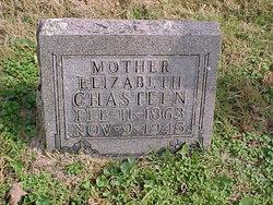 Elizabeth <i>Zimmerman</i> Chasteen