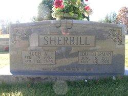 Louise Lou <i>Thurman</i> Sherrill