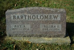 Thelma E Bartholomew