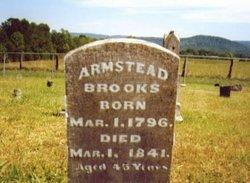 Armstead Brooks
