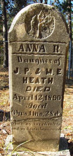 Anna R Heath