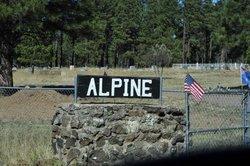 Alpine City Cemetery
