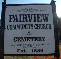 Fairview Community Church Cemetery