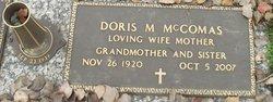Doris Marie <i>White</i> McComas