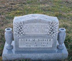 Vera Mae <i>Brewer</i> Barker