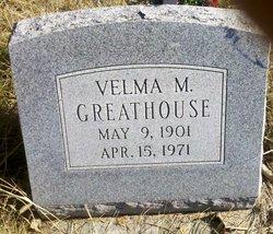 Velma M. <i>Berry</i> Greathouse