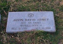 Alvin David Adney