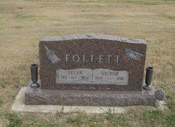 Velva <i>Halley</i> Follett