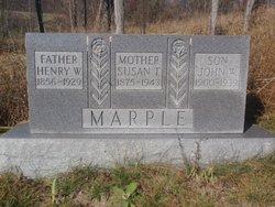 Henry William Marple