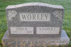 John B Worley