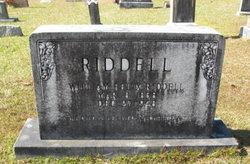William Felix Riddell
