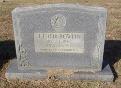 James Edward Bowlin