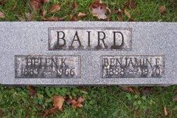 Benjamin F Baird