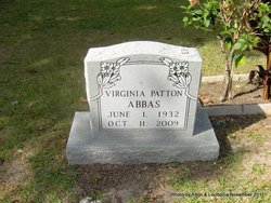 Virginia <i>Patton</i> Abbas