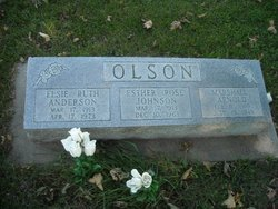 Elsie Ruth <i>Olson</i> Anderson