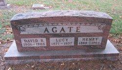 David R Agate