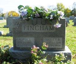 Annie Alice <i>Racer</i> Fincham