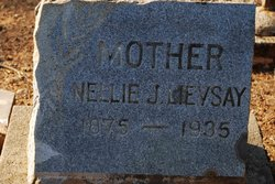 Nellie Jane <i>Lord</i> Lievsay