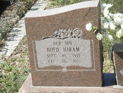Boyd Hiram Guidry