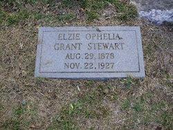 Elzie Ophelia <i>Grant</i> Stewart