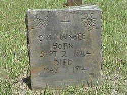 Doctor Meredith Dock Buzbee
