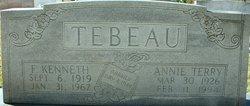Annie Terry Tebeau