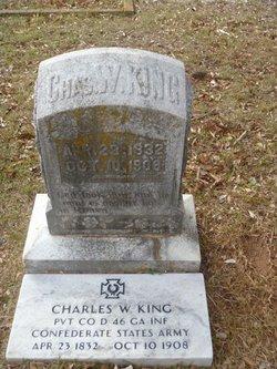 Pvt Charles W King