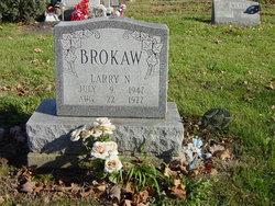 Larry N Brokaw
