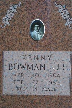 Kenny Bowman, Jr