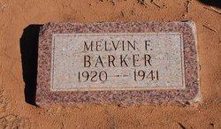 Melvin F. Barker
