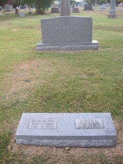 Dr Lloyd Ernest Alquist