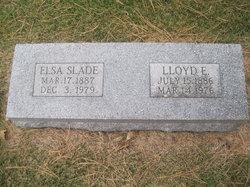 Mrs Elsa Elsie <i>Slade</i> Alquist