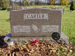 Irene A Carter