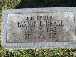Fannie F Drake