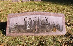 Amelia Agusta <i>Petznick</i> Cagley