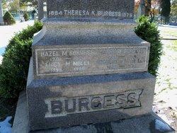 Hazel M. Burgess