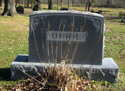 Clarence V Orrie