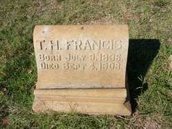 Capt Thomas Henry Francis